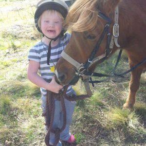 Mia-and-Horse